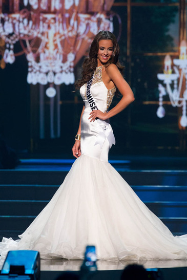 Miss Massachusetts USA 2014
