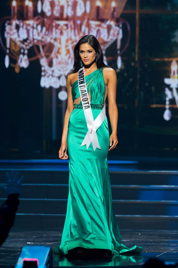 Miss North Dakota USA 2014