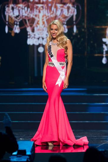 Miss Oregon USA 2014