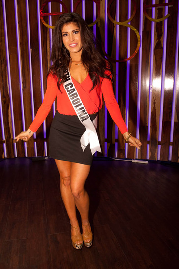 Miss North Carolina USA 2014