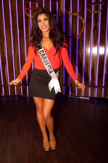 Miss North Carolina USA 2014
