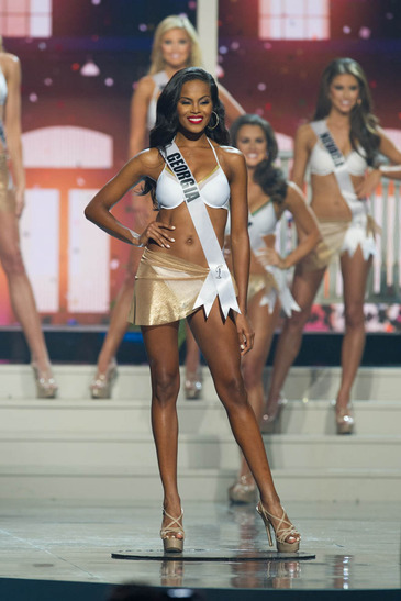 Miss Georgia USA 2014