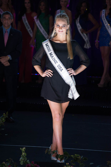 Miss Maine USA 2014