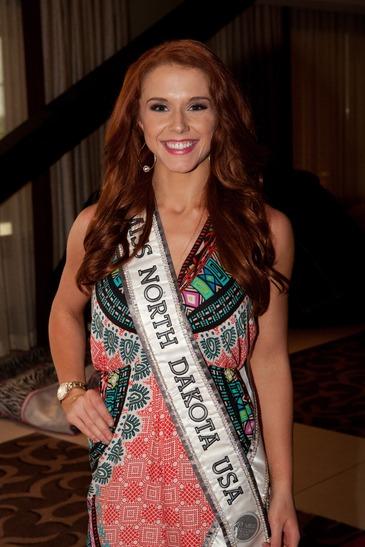Miss North Dakota USA Miss North Dakota USA 2015 Molly Ketterling