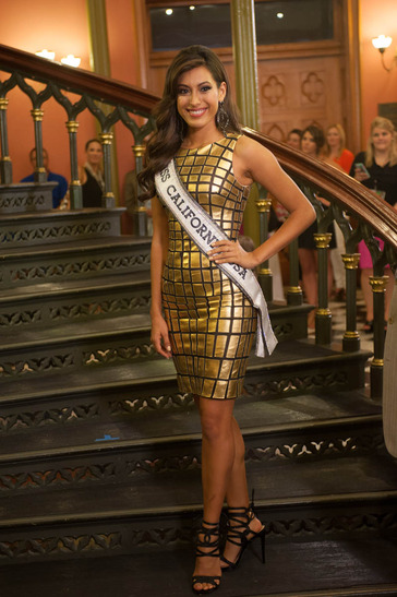 Miss California Usa 2015 Natasha Martinez