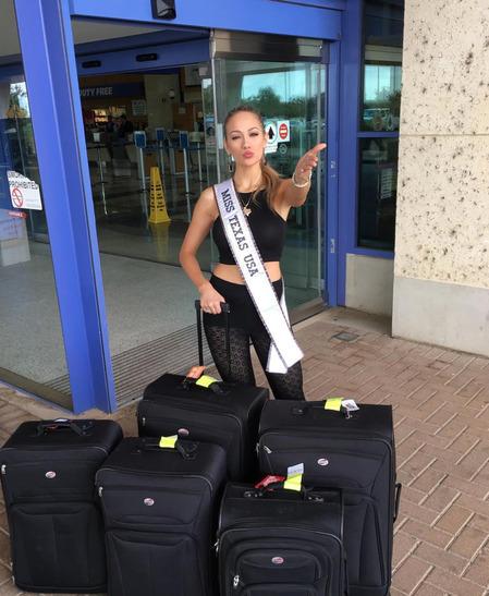 Miss Texas USA 2016