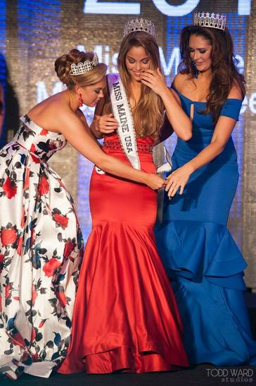 Miss Maine USA 2016