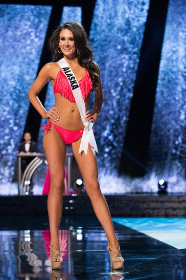Miss Alaska USA 2016