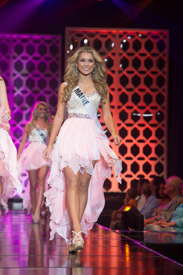 Miss Maine TEEN USA 2014