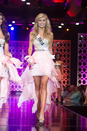 Miss Texas TEEN USA 2014