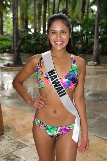 Miss Hawaii TEEN USA 2014