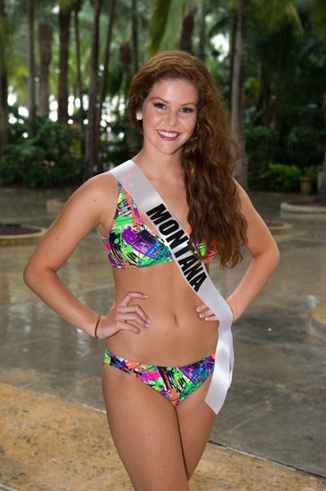 Miss Montana TEEN USA 2014