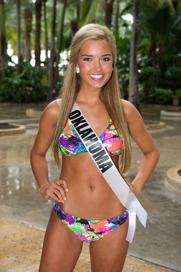 Miss Oklahoma TEEN USA 2014
