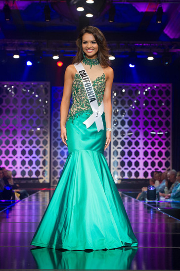 Miss California TEEN USA 2014