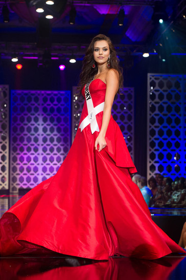 Miss Kentucky TEEN USA 2014