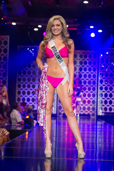 Miss Virginia TEEN USA 2014
