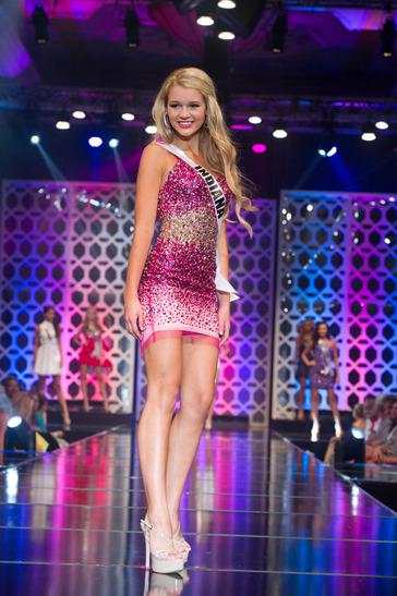 Miss Indiana TEEN USA 2014