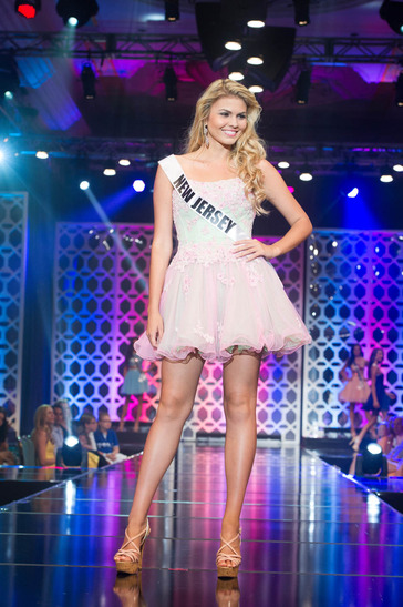 Miss New Jersey TEEN USA 2014