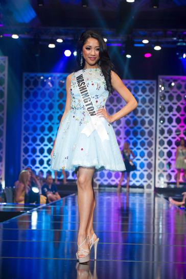Miss Washington TEEN USA 2014