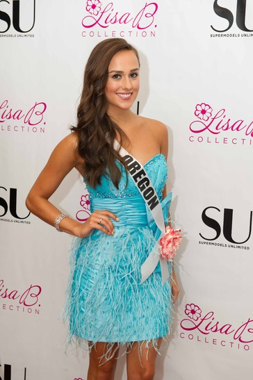 Miss Oregon TEEN USA 2014