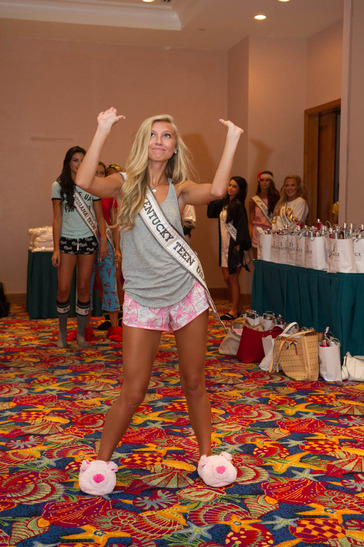 Miss Kentucky Teen Usa 2015 Caroline Ford