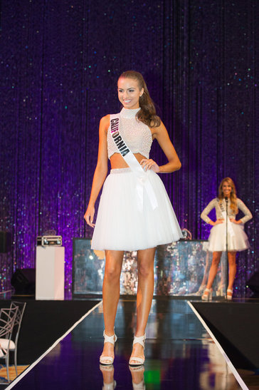 Miss California TEEN USA 2015