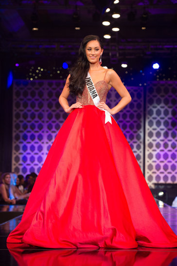 Miss Indiana TEEN USA 2015