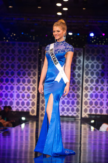 Miss Montana TEEN USA 2015