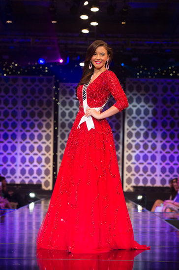 Miss Virginia TEEN USA 2015