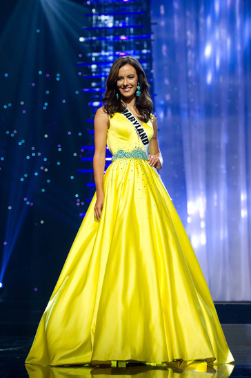 Miss Maryland TEEN USA 2016