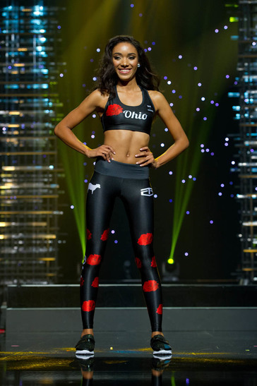 Miss Ohio TEEN USA 2016