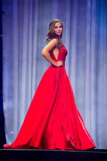 Miss Louisiana TEEN USA 2016