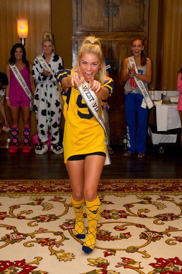 Miss West Virginia TEEN USA 2016