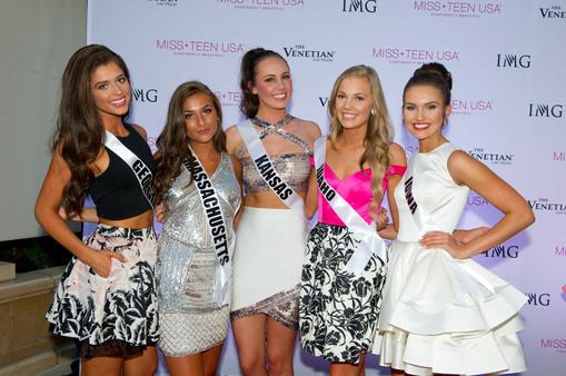 Miss Idaho TEEN USA 2016