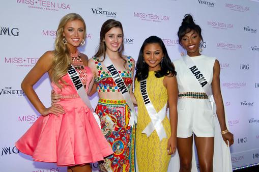 Miss Indiana TEEN USA 2016