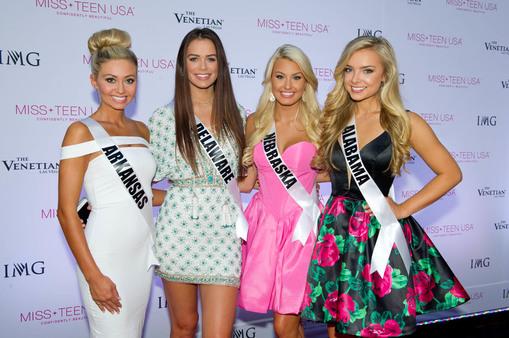 Miss Arkansas TEEN USA 2016