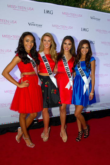 Miss New Mexico TEEN USA 2016