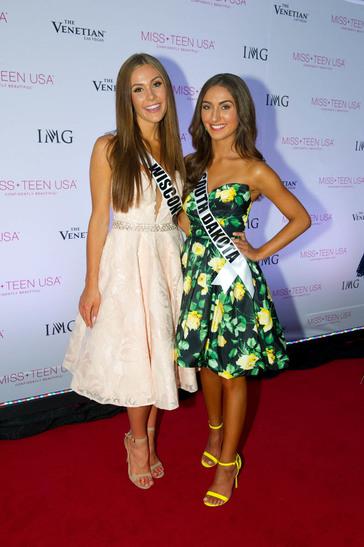Miss South Dakota TEEN USA 2016