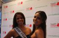Ximena and Kamie Attend the HealthCorps Gala