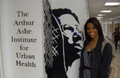 Kamie Spends the Day at the Arthur Ashe Institute