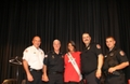 Fisher Middle School D.A.R.E. Graduation
