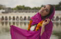 Olivia Culpo Travels to India - Part 2