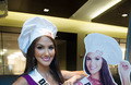 Badia Soul of Cooking Event with Miss Universe