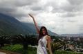 Homecoming trip to Venezuela