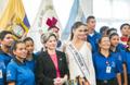 Miss Universe Visits Ecuador