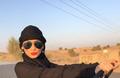 Pia Visits Dubai