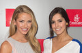 Miss Universe and Miss USA Attend the US Open