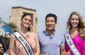 Miss Universe and Miss USA with EXTRA