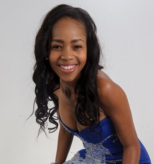 Tsaone Macheng Miss Universe Botswana 2013 Tsaone Macheng