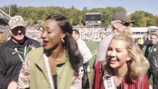 Miss USA 2016 Deshauna Barber Heads to West Point